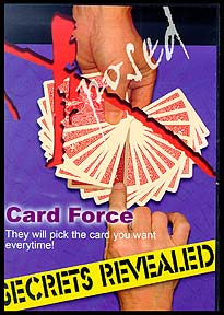 Card Force (Baker) (DVD)