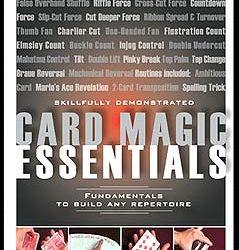 Card Magic Essentials (Medina) (DVD)