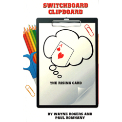 Switchboard Clipboard the Rising Card (Pro Series 10) by Paul Ro