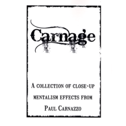 Carnage by Paul Carnazzo (Book)