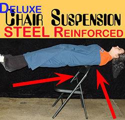 Chair Suspension Deluxe - STEEL