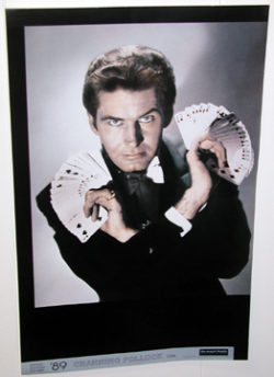 Channing Pollock - Poster (Magic Hands)