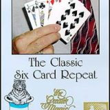 Classic Six Card Repeat - Teach In Series (DVD)