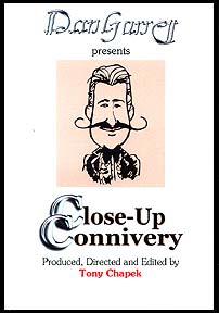 Close-Up Connivery (Garrett) (DVD)