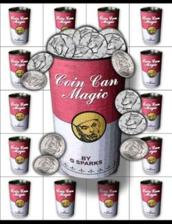 Coin Can Magic - G Sparks