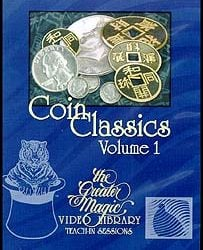 Coin Classics, Volume 1 - Teach In Series (DVD)