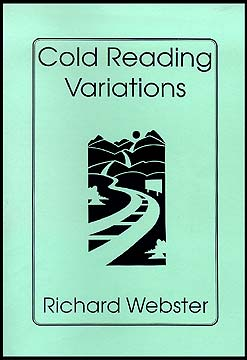 Cold Reading Variations (Book)