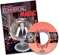 Commercial Magic, Volume 1 (Wagner) (DVD) Commercial Magic, Volu