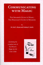 Communicating With Magic (Book)