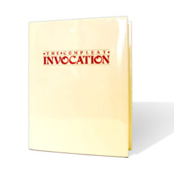 Compleat Invocation (Vol. 1 & 2) - Book