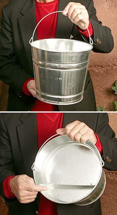 Confetti Bucket