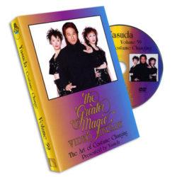Art of Costume Changing (Yasuda), Volume 59 (GMVL) DVD