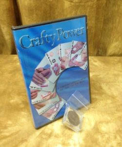 Crafty Power Set (With Super Strong Half Dollars.)