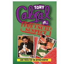 Usual Suspect - Tony Cabral (DVD)