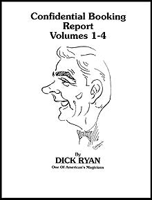 Dick Ryan's Confidential Booking Report (Book)