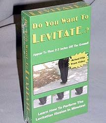 Do You Want To Levitate? Learn To Levitate (Video) (CL)