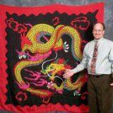 Dragon Design Silk (6-foot) - Jumbo Silk