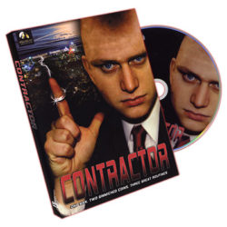 Contractor (Leeds) (DVD and Coins)