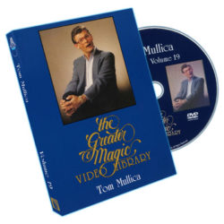 Tom Mullica, Volume 19 (GMVL) DVD