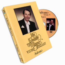 Salvano,  Volume 9 (Ropes) (GMVL) DVD