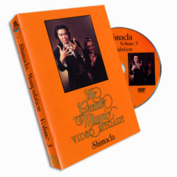 Shimada, Volume 3 (Manipulation) (GMVL) DVD