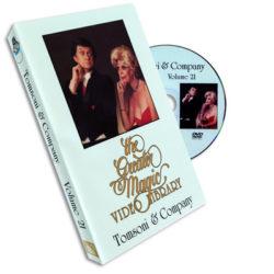 Tomsoni & Company, Volume 21 (GMVL) DVD