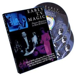 Early TV Magic (McIlhany) (3-DVD Set)