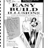 Easy Build Illusions (Book)