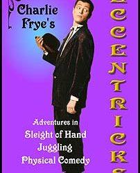 Eccentricks, Volume 1 (Frye) - DVD