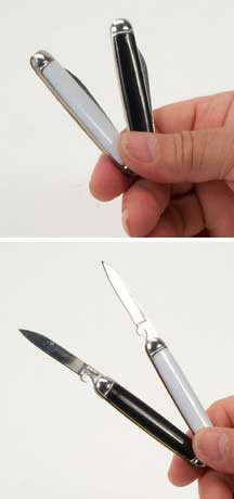 Empire Color-Changing Knives
