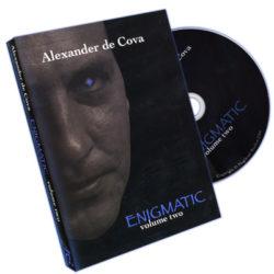 Enigmatic, Volume 2 (De Cova) DVD