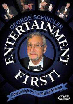 Entertainment First (Schlindler) (DVD)