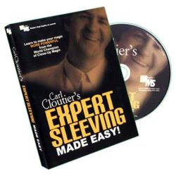 Expert Sleeving Made Easy (Cloutier) (DVD)
