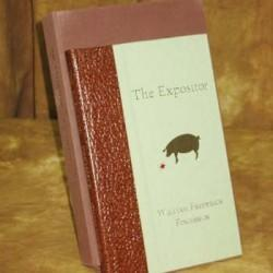 The Expositor Dlx. by William Frederick Pinchbeck