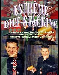 Extreme Dice Stacking (Gerry) (DVD)