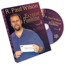 Extreme Possibilities, Volume 4 (Wilson) (DVD)
