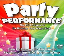 Party Performance - Sonefelt (DVD)