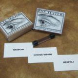 Eye Tester - Bill Montana