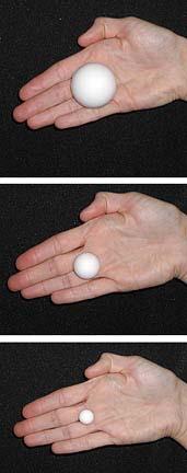 Fakini - Diminishing Billiard Ball