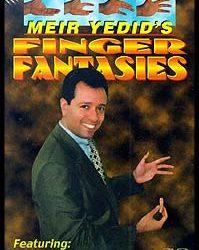 Finger Fantasies (Yedid)(DVD)