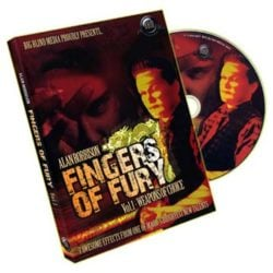 Fingers Of Fury, Volume 1 (Weapons Of Choice) (Rorrison) (DVD)