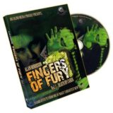 Fingers Of Fury, Vol. 2 Death By Cards (Rorrison) (DVD)