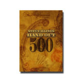Hand Out 500 (Haynes) - DVD