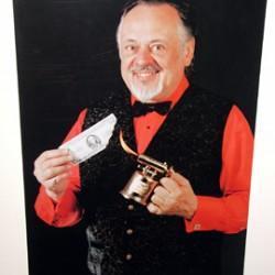 Hank Moorehouse - Poster (Magic Hands)