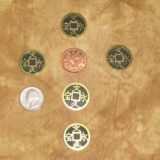Harmony Coins - Quarter Size - Deluxe Collectors Set - Onosaka