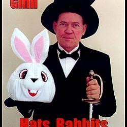 Hats, Rabbits And Swords (Ginn) (DVD)