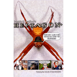 Heptagon by Patrick Redford - Book