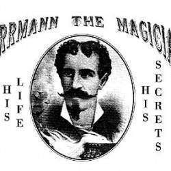 Herrmann The Magician (Book)
