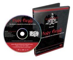 Holy Grail (Johnson) (DVD)