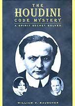 Houdini Code Mystery (Book)